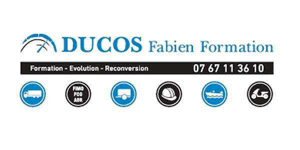 DUCOS FABIEN FORMATION
