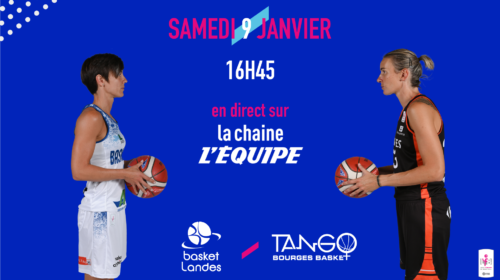 Accueil   Basket Landes